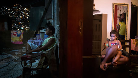 World Cup Despair in the Favela