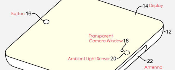 An Apple patent points to a wearable device with integrated camera. | Patently Apple