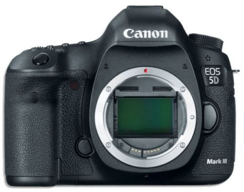 Best Canon 5D Mark III deal I've seen so far...