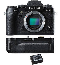 For the first time, save big on Fujifilm X-T1 kits!