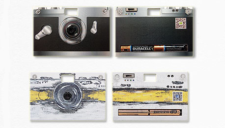 Paper Shoot — Design Your Own Digital Paper Camera