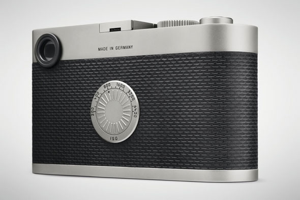 Digital minimalism at its extreme -- Leica M Edition 60.