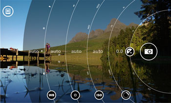 Use auto mode or switch to full manual control for the perfect composition.