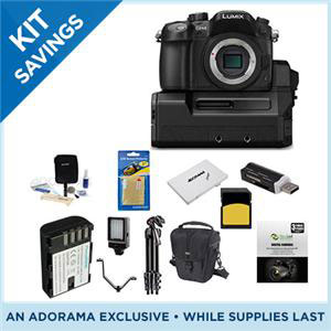 Adorama Exclusives -- Quality 4K video recording in a convincing camera package doesn't come any cheaper.