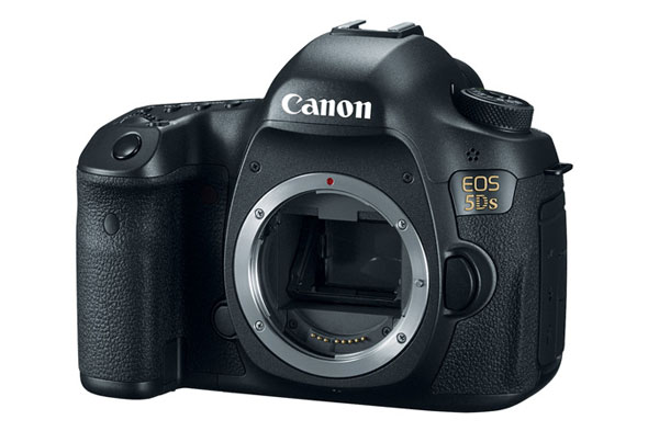 Canon EOS 5DS (R) -- the new king of resolution.