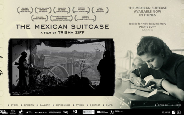 The Mexican Suitcase (2011)