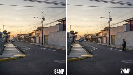 Superresolution — How to Quadruple Any Camera's Pixel Count