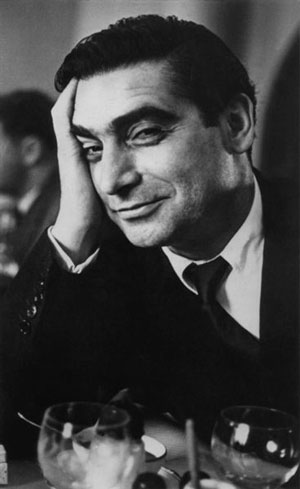 Robert Capa was famous for using his charm to talk his way into and out of every situation under the sun. | Ruth Orkin