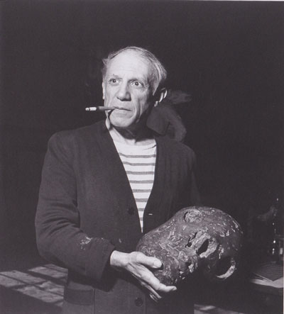 Pablo Picasso | Robert Capa