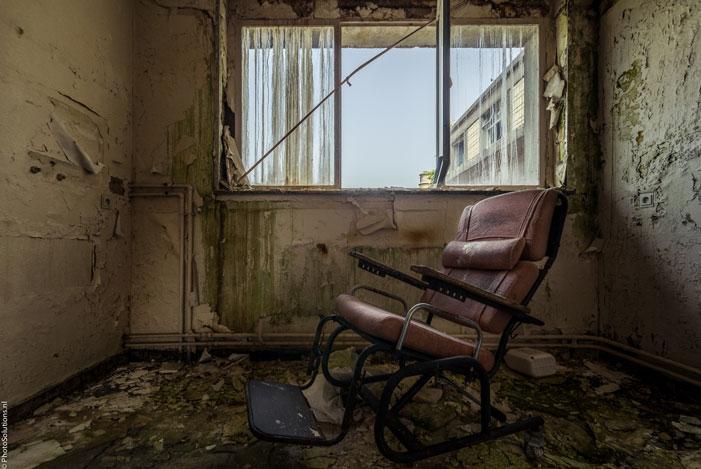 The Chair | Hans van Vrouwerf