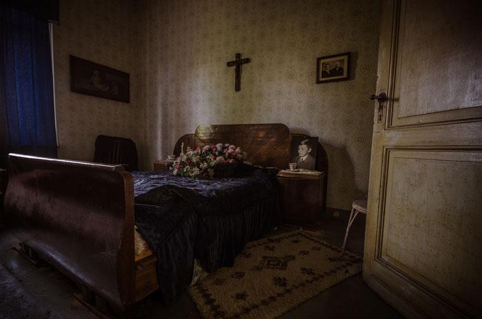 A Sad Scene | Hans van Vrouwerf