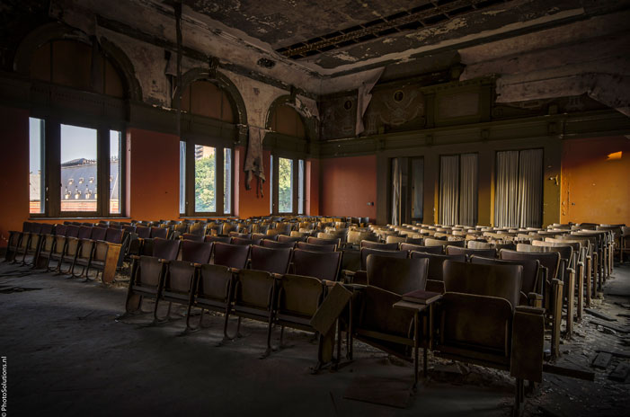 Classroom | Hans van Vrouwerf