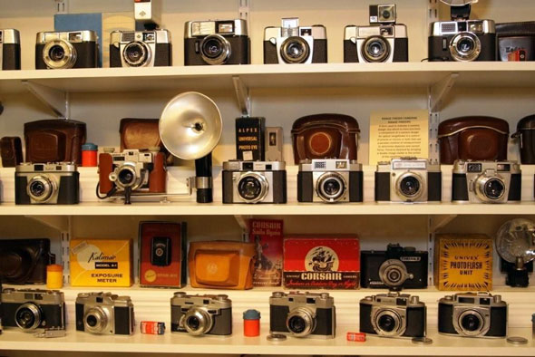 Vintage Camera Museum eBay Auction