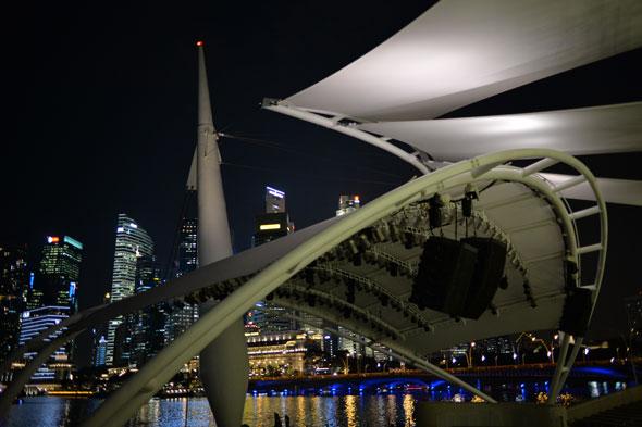 Singapore Marina -- Nikon Dƒ | Daniel Kestenholz