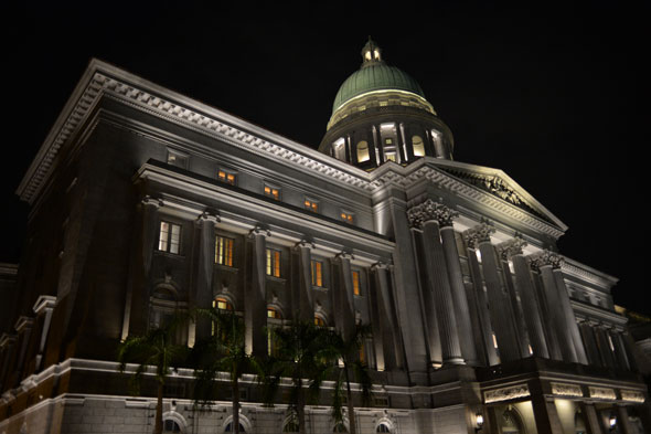 Singapore Supreme Court -- Nikon Dƒ | Daniel Kestenholz
