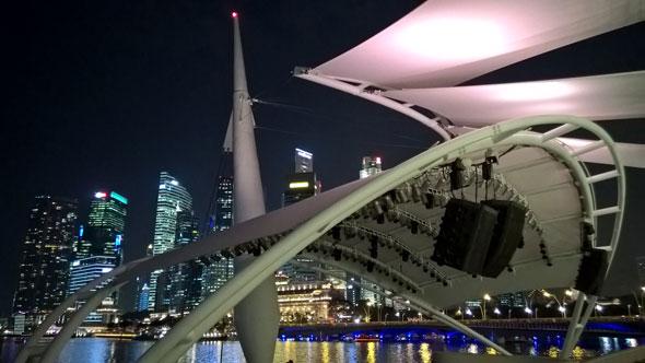 Singapore Marina -- Nokia Lumia 830 | Daniel Kestenholz