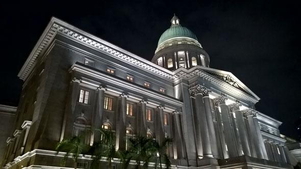 Singapore Supreme Court -- Nokia Lumia 830 | Daniel Kestenholz
