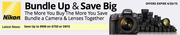 Nikon Savings Extended