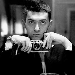 Young Stanley Kubrick started off as a street photographer.