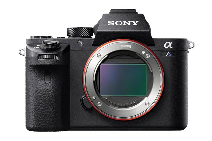 High ISO monster, the just announced Sony Alpha Sony Alpha α7SII with an ISO sensitivity of nearly half a million...