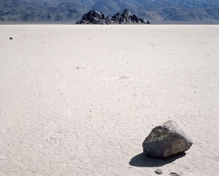 Death Valley Race Track | Karel van Wolferen