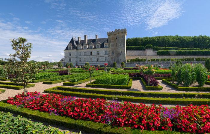 Gardens of Villandry | Karel van Wolferen