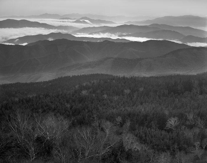 Japan Alps Dawn | Karel van Wolferen