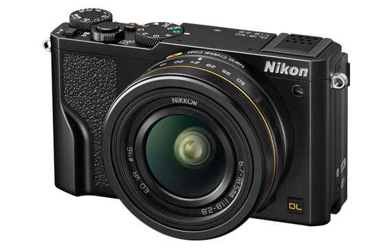 Nikon DL18-50 — That Little Camera to Always Be With You