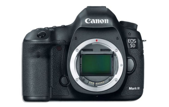 $1,899 Only, 45% Off Canon EOS 5D Mark III