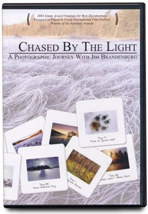 Chased by the Light -- A Photographic Journey by Jim Brandenburg