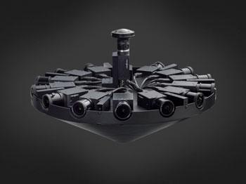 Facebook's Surround 360 prototype VR rig