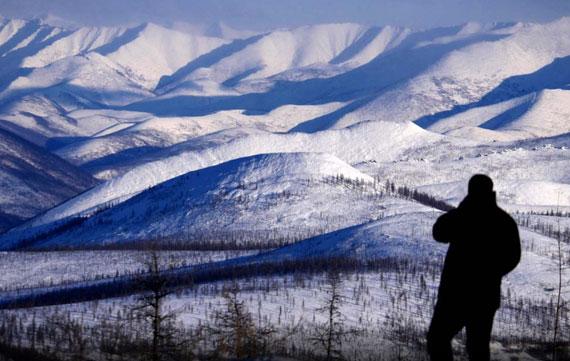 Siberia's Ice Highway