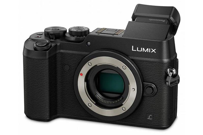 Lumix GX8 body with zoom and $150 gift certificate from Adorama.