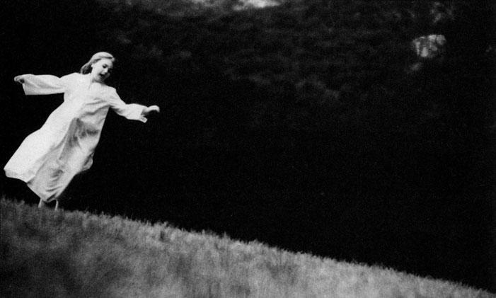 Photograph by Evgen Bavčar, a Slovenian philosopher who has taken up photography.