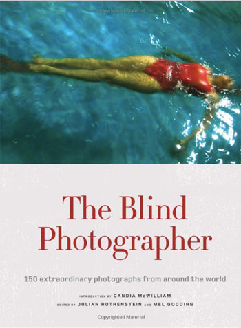 The Blind Photographer, available on Amazon.