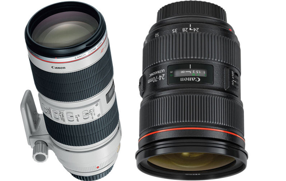 Incredible Deal on Canon's Most Popular Prime Zooms