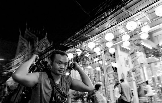 Year of the Rooster, Bangkok Chinatown