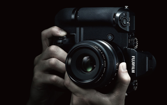 GFX 50s — What to Make of Fujifilm's Medium-Format Entry